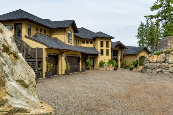 Front of 5500 Rockface Road, listed by domeij and Associates