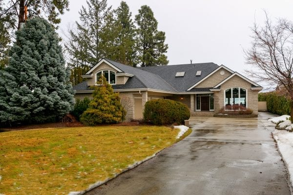 Magical lakeview setting 2897 Weatherhill Road listed by Domeij and Associates