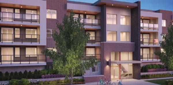 PH3 at U-Five listed by Domeij and Associates