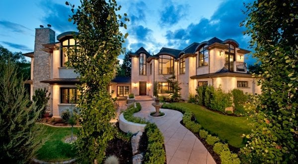 Square Root Contracting luxury home 4584 Doeksen Road listed by Domeij and Associates