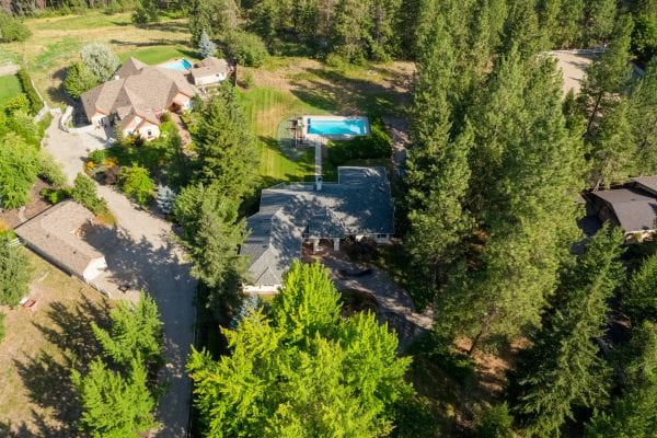 Small acreage in Southeast Kelowna 3716 Luxmoore Road Domeij and Associates