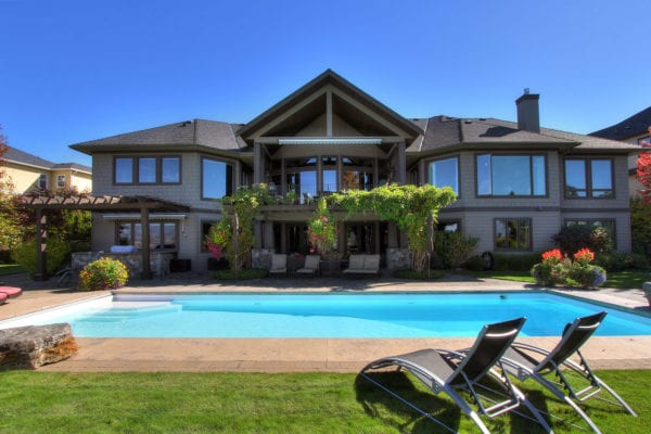 Kettle Valley Luxury 356 Quilchena Drive Listed by Domeij and Associates