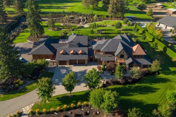 3985 Fairwinds Court Kelowna luxury home on acreage Domeij and Associates