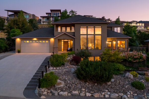 457 Trumpeter Road Kettle Valley family home Domeij and Associates